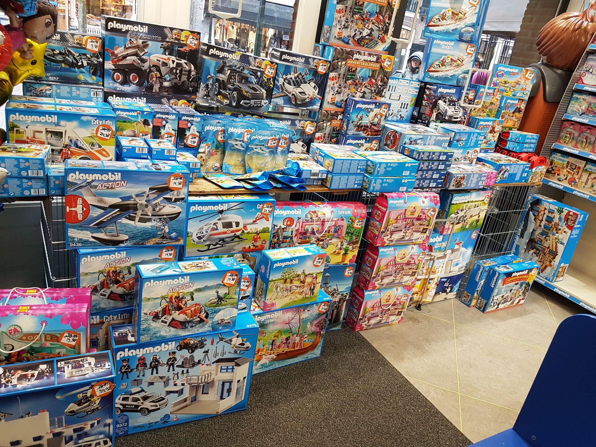 Tot 50% korting veel Playmobil @Intertoys harlingen (lokaal)