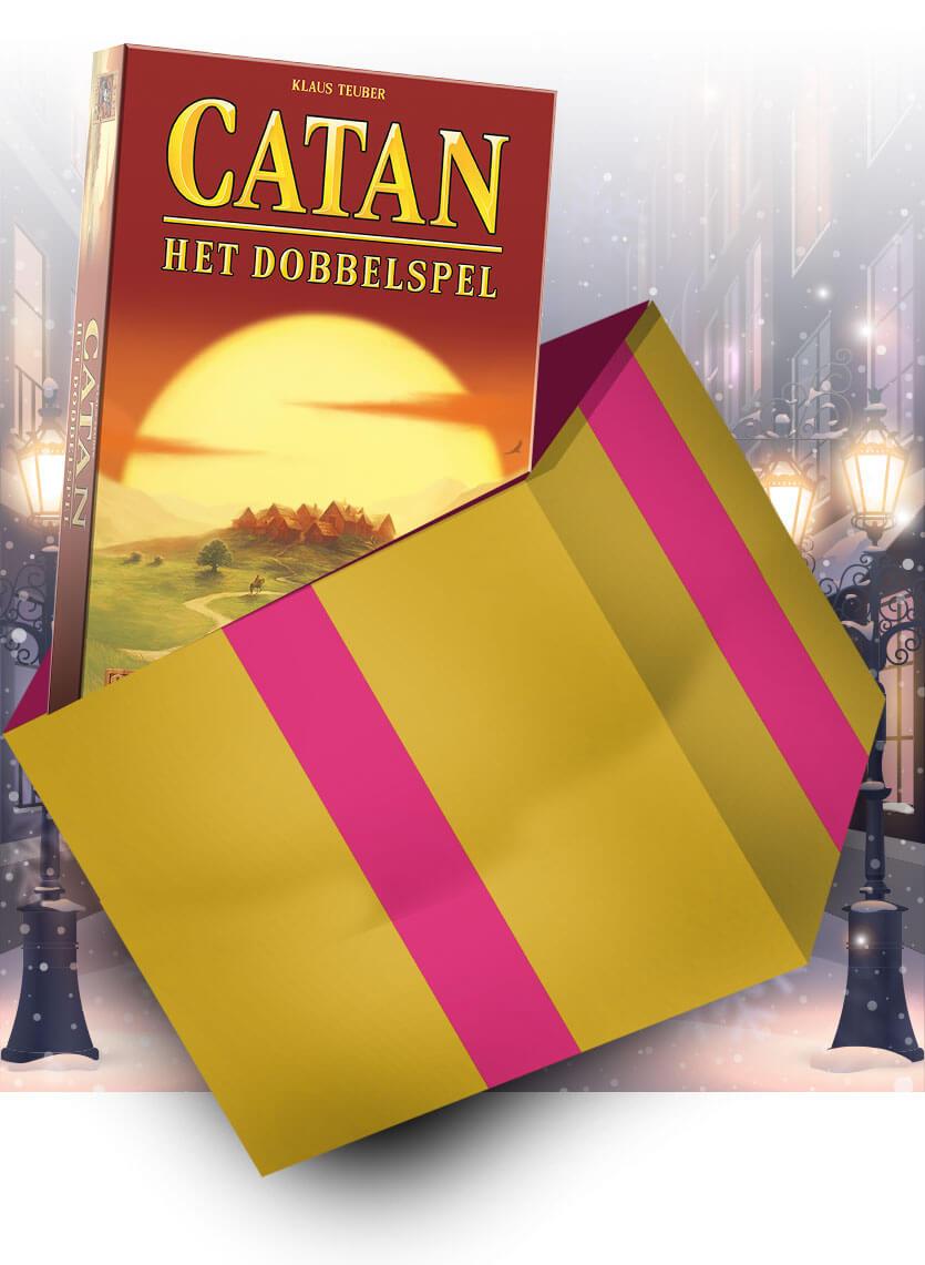 999games: Gratis Catan-dobbelspel bij besteding van minimaal € 25,- aan Catan-producten