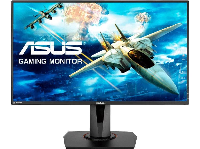 [Grensdeal]ASUS VG278Q Gaming Monitor 144Hz @Mediamarkt.de