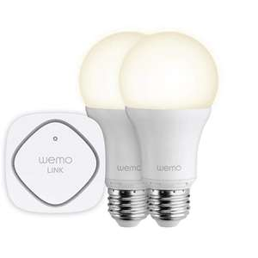 Belkin WeMo LED-startpakket voor €9,99 @ MyCom