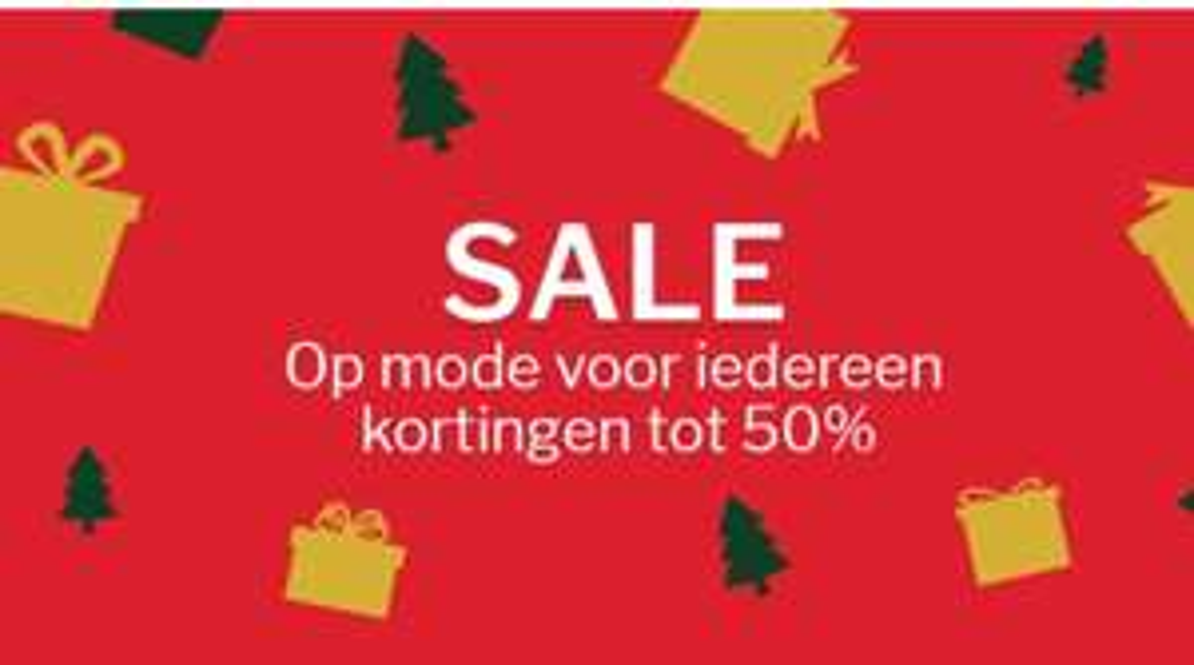 V&D sale op mode tot 70%