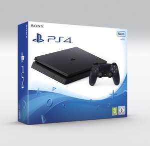Console inruildeals: PS4 Slim 500GB voor €19 door inleveren oude PS4 500GB @ Gamamania