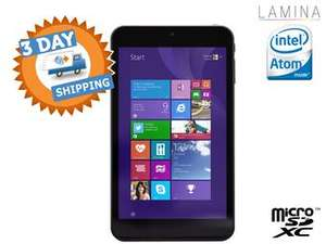 Lamina T-701 Windows 8.1 Tablet met Office 365 en 1TB Onedrive voor €55,90 @ iBood