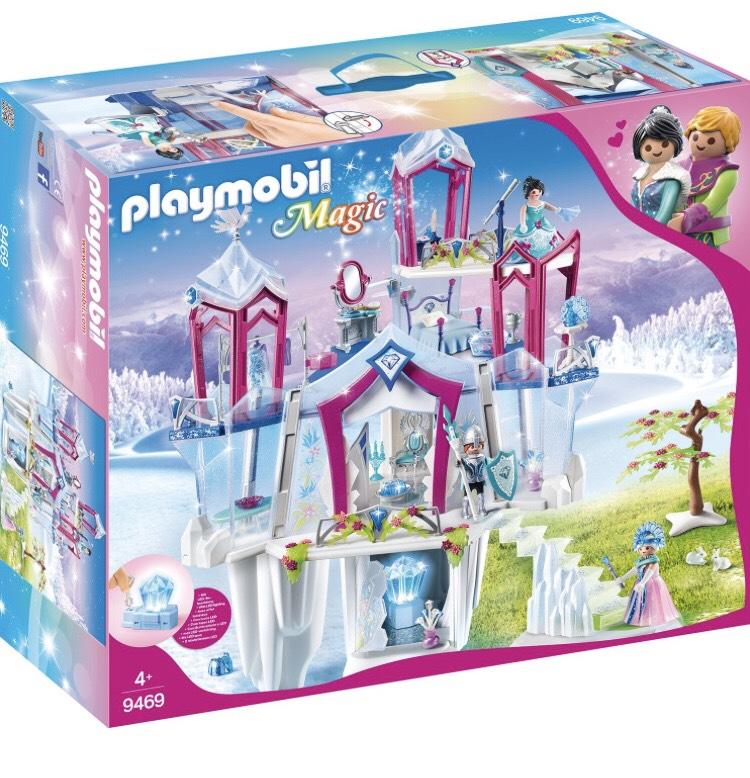 Playmobil fonkelend kristal paleis