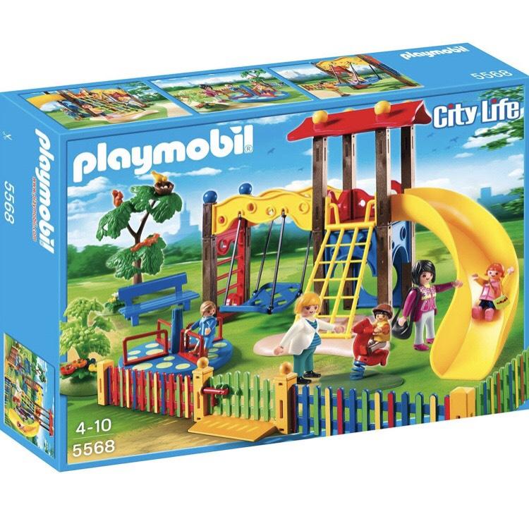 Playmobil City Life Speeltuintje 5568 @ Amazon
