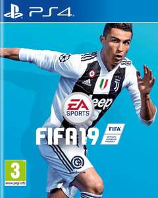 FIFA 19 (PS4) voor €34,76 @ ShopTo