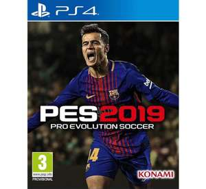 Pro Evolution Soccer 2019 (PS4) Kerstdeal