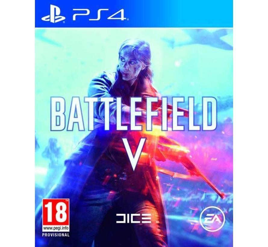 Battlefield V voor 39,95 (PS4) Kerstdeal