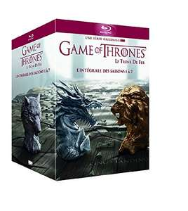 Game of Thrones Seizoen 1-7 Blu-ray  €54,93 @ Amazon.fr