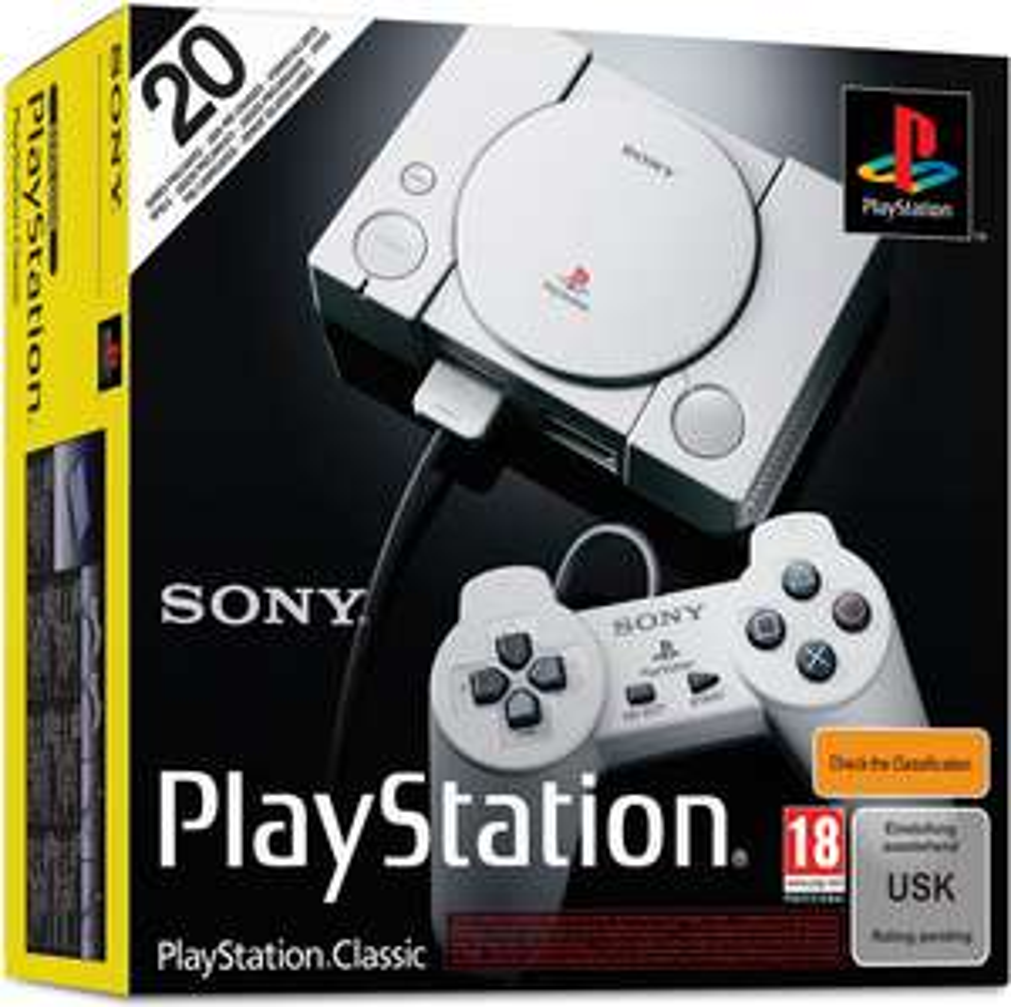 PlayStation Classic voor €88 @ Nedgame