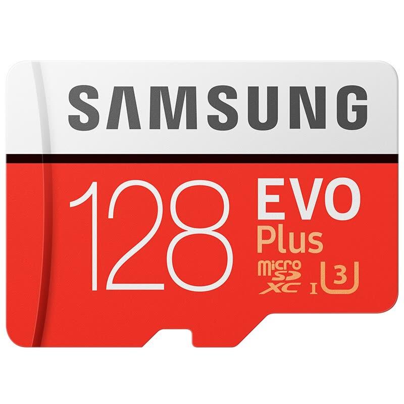 Samsung EVO Plus 128GB microSD geheugenkaart voor €16,27 @ JoyBuy