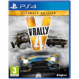 V-RALLY 4 Ultimate Edition (PS4) voor €26,50 @ Coolshop