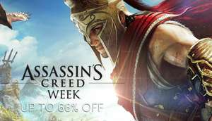ALLE Assassins Creed games [PC]