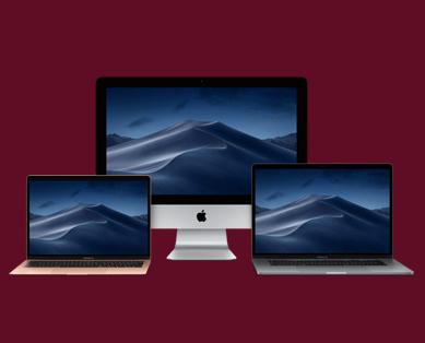 5% korting op Mac bij Amac *max van €250 korting