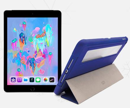 Gratis C6 hoes bij aankoop iPad (2018) t.w.v. 49,95