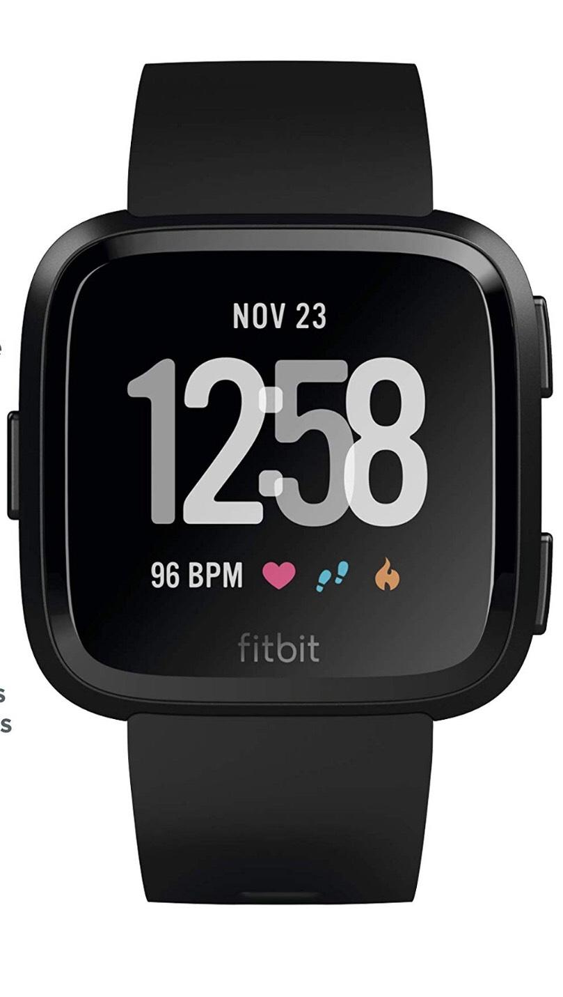 Fitbit Versa voor 162,90