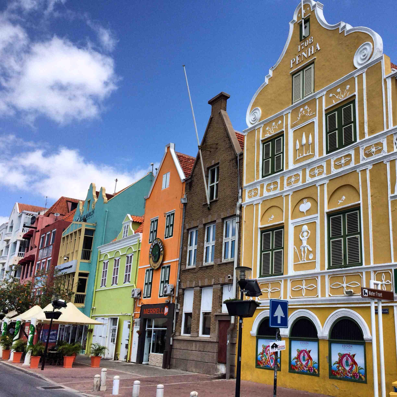Vlucht + Hotel naar Curaçao vanaf €587 @ D-reizen.nl