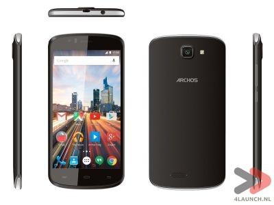 Archos 50e Helium smartphone