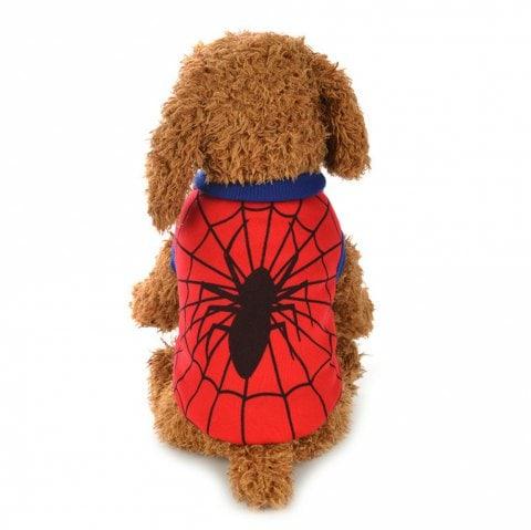 Spiderman pakje voor de (kleine) hond voor €4,03 @ Dresslily.com