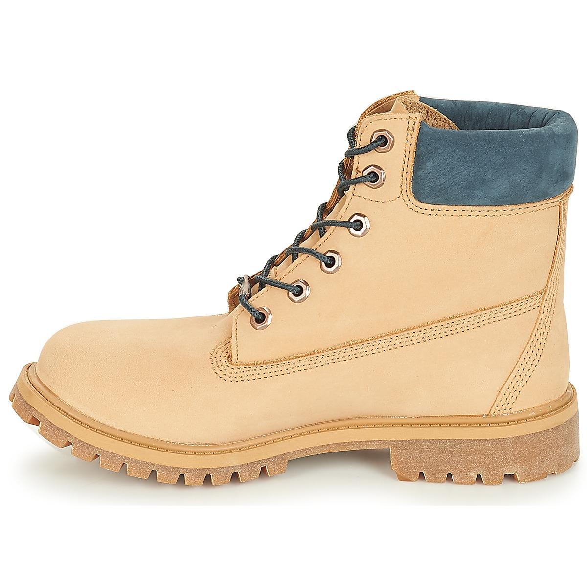 Timberland  6 Inch Premium boots (waterdicht) (maat 35 t/m 40)