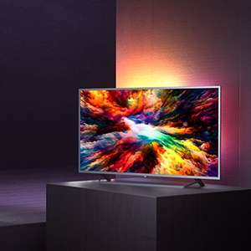UHD 4K TV Philips 65pus7303/12 65 inch morgen 8:00 voor 699,-