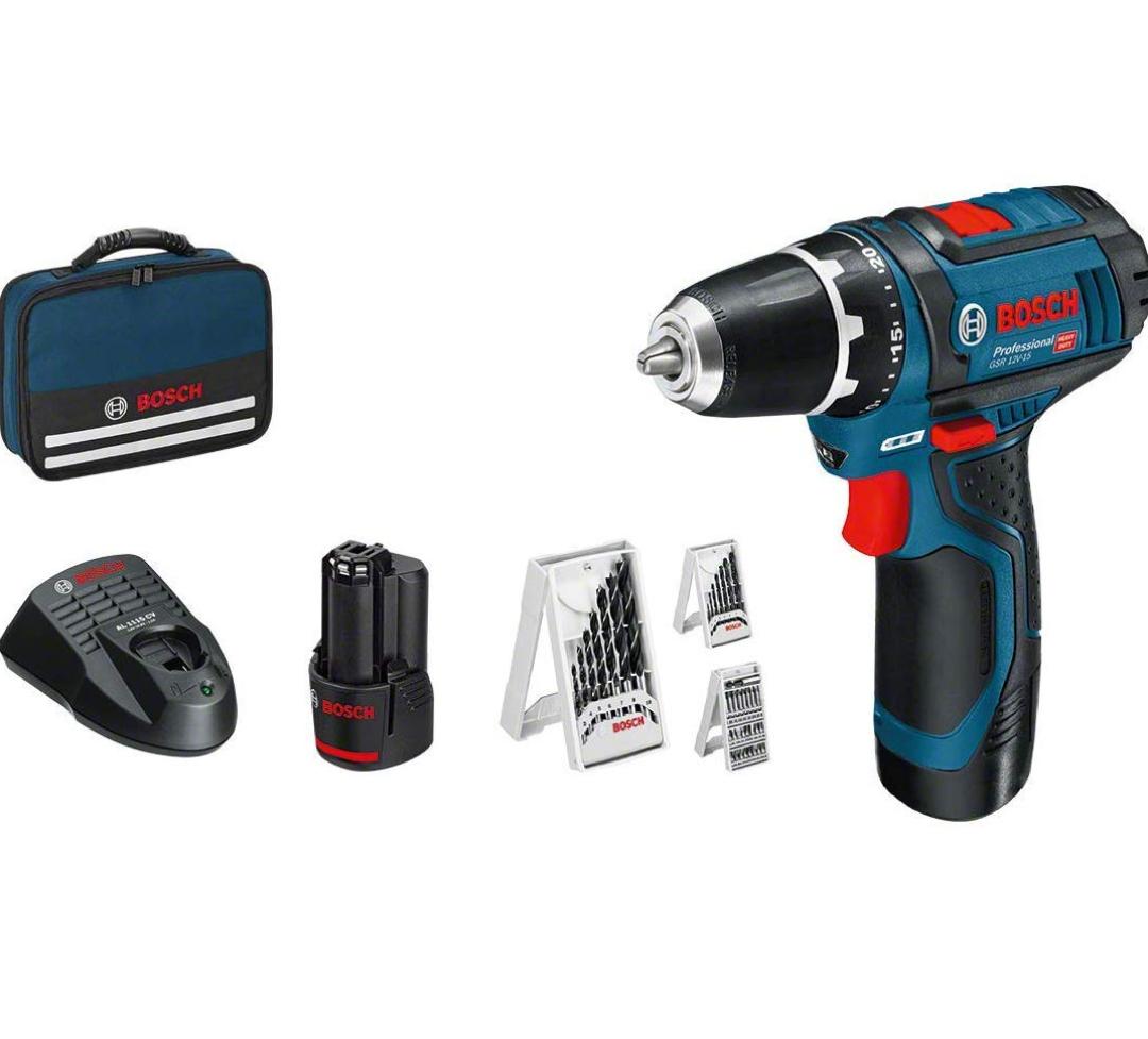 Bosch professional 12v schroef machine