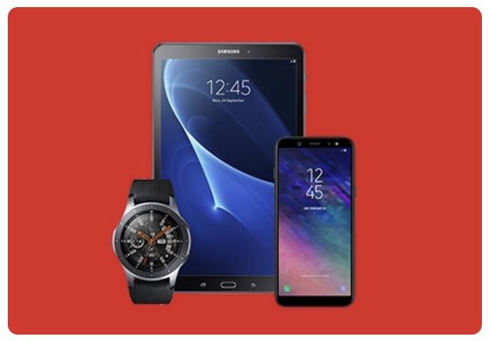 [Dagdeal] Tot 35% korting op Samsung producten