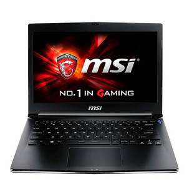 MSI GS30 2M-007NL 13,3 inch Gaming laptop voor €1708,95 @ Wehkamp