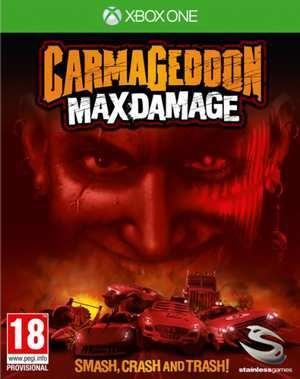 Carmageddon Max Damage (Xbox One) voor €4,75 @ ShopTo