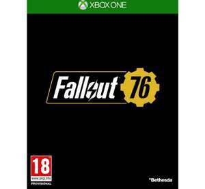 Xbox One Fallout 76 voor €24,99