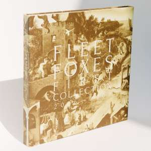 Fleet Foxes - First Collection 2006-2009 (4LP+Book)