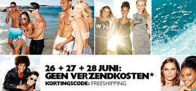 Kortingscode voor gratis verzending @ Coolcat