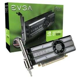 EVGA 02G-P4-6333-KR VIDEOKAART GEFORCE GT 1030 2 GB GDDR5 - voor €77,95