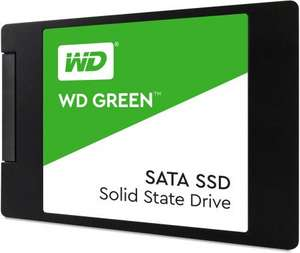 "WD Green SSD 2,5"" V1 120GB - voor €31,46 @ Redable.nl"