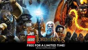 Lego Lord of the rings+ the hobbit Gratis