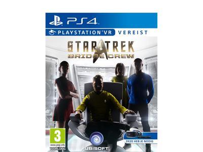 PS4: Star Trek Bridge Crew VR