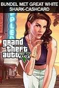 Grand Theft Auto V +  Great White Shark-cashcard voor €13,50 (Gold-lid) @ Xbox Store
