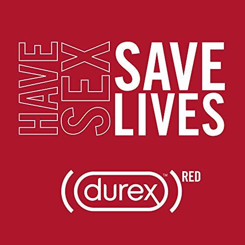 Amazon.de deal van de dag: Durex (RED) | Have sex save lives