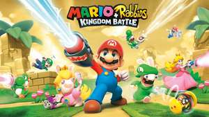 Mario + Rabbids Kingdom Battle @Nintendo Switch Eshop
