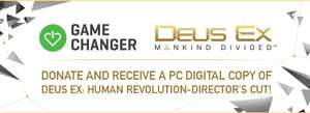 Deus Ex: Human Revolution - Director's Cut (Steam) voor $1 @ GameChanger