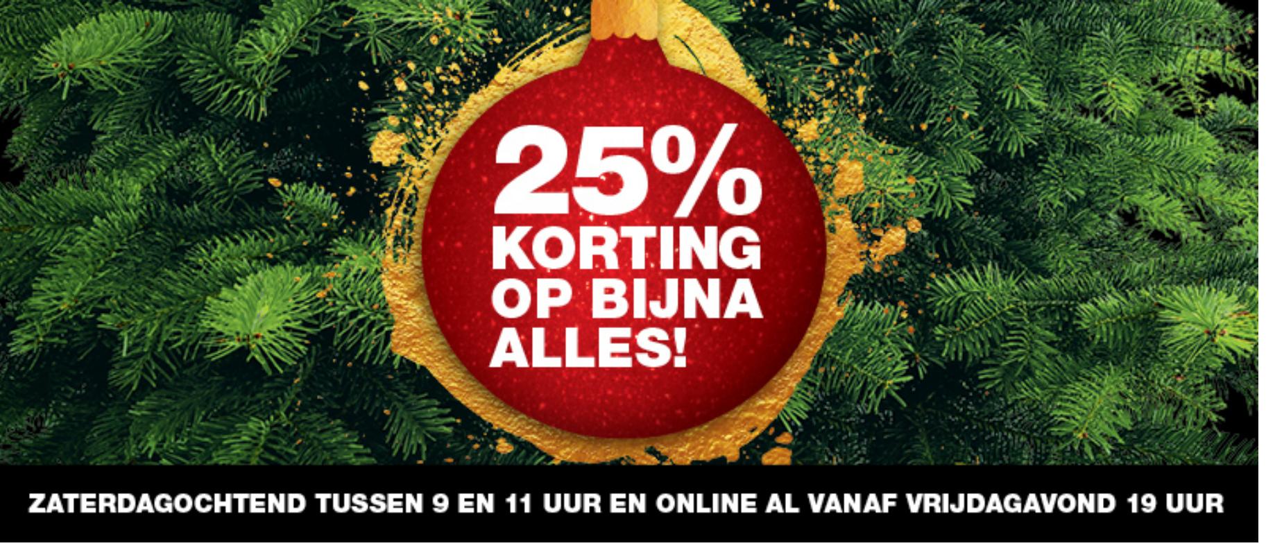 Praxis 25% op bijna alles*