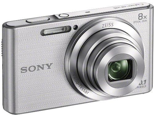 Sony Cyber-shot DSC-W830 (Zilver) voor € 85,- @ Amazon.de