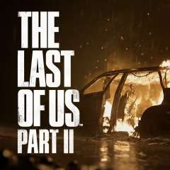 Vandaag Gratis PlayStation 4  Dynamisch Thema The Last Of Us Part II Burning Cars