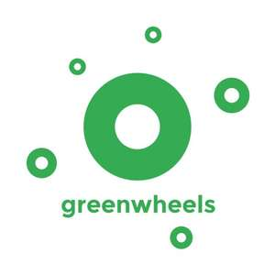 €5,- rijtegoed Greenwheels