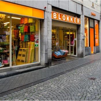 Blokker Maastricht Centrum -> Opheffingsuitverkoop