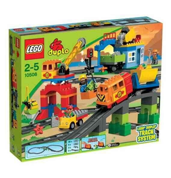 Lego Duplo Luxe Treinset 10508 @Hudson's Bay