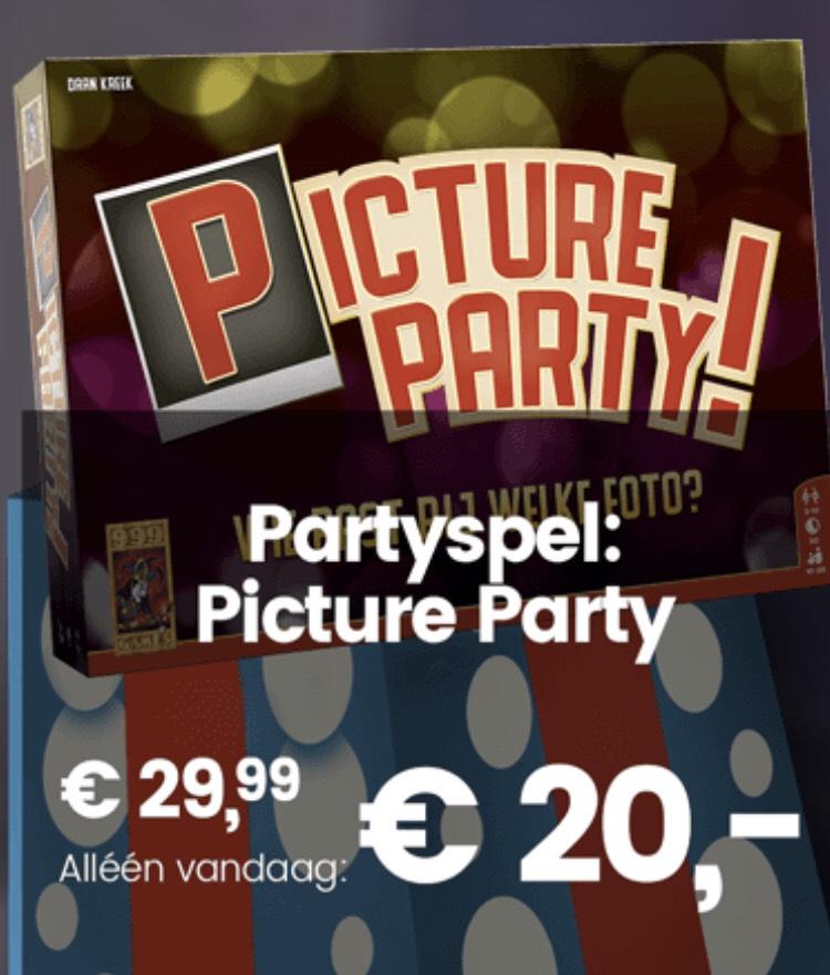 999games: Picture Party voor €20