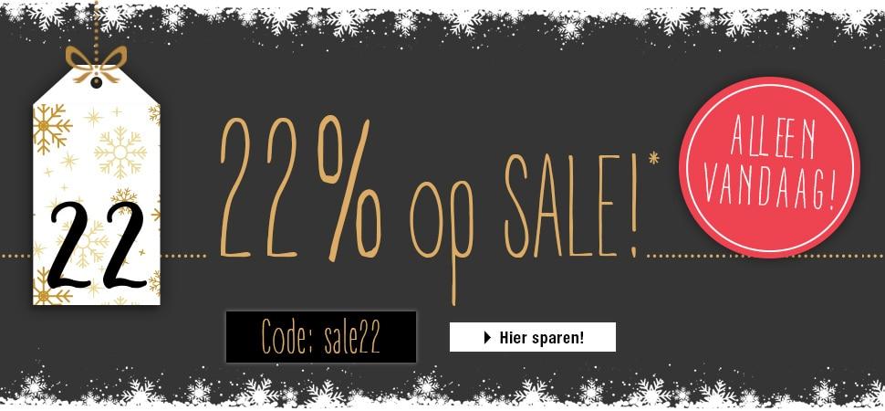 22% korting op sale bij Ulla Popken