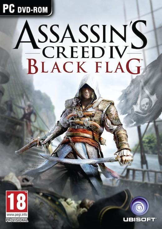 Assassin's Creed IV Black Flag Uplay @Amazon.co.uk