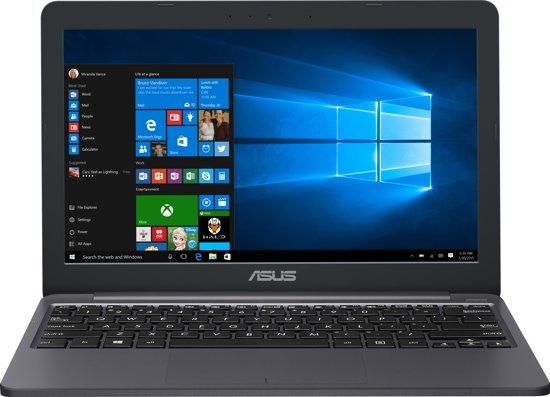 Asus VivoBook E203MA-FD010T - Laptop - 11.6 inch. Leuke laptop, beetje goedkoper